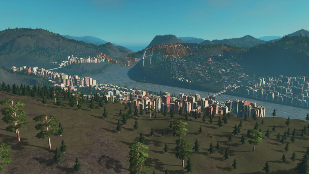 20170519150501_1-1024x576 【Cities:skylines 攻略ブログ】シナリオ アルパイン・ヴィレッジ 公共の交通機関で50万人を輸送する Cities:Skylines(シティーズ:スカイライン ) 街作りシミュレーションゲーム