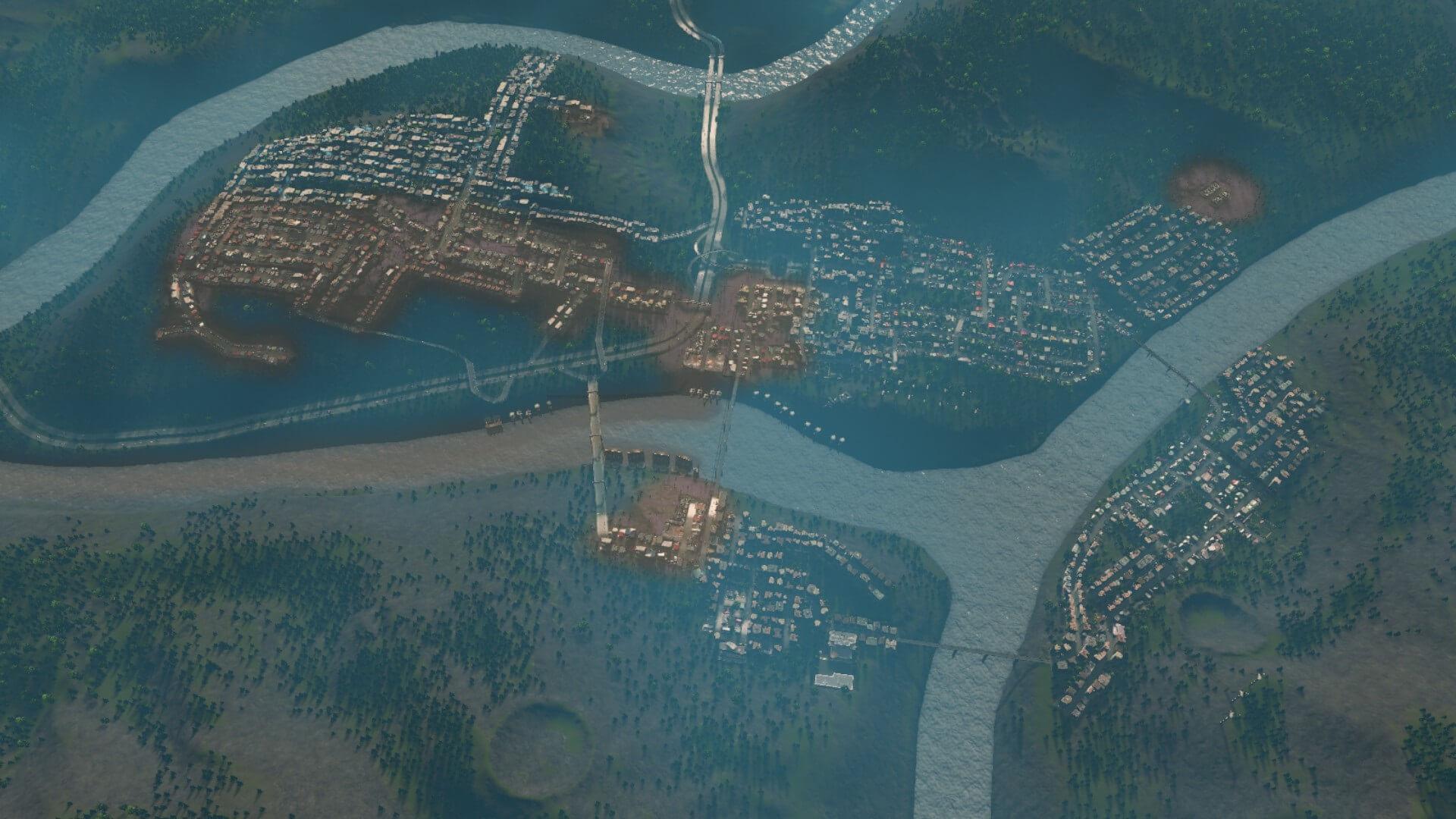 Achievement002-1024x576 【Cities:skylines 攻略ブログ】シナリオ アルパイン・ヴィレッジ 公共の交通機関で50万人を輸送する Cities:Skylines(シティーズ:スカイライン ) 街作りシミュレーションゲーム