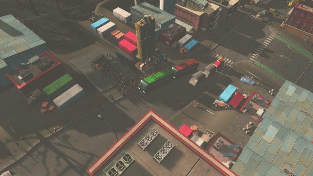 Crowd-1024x576 【Cities:skylines 攻略ブログ】シナリオ アルパイン・ヴィレッジ 公共の交通機関で50万人を輸送する Cities:Skylines(シティーズ:スカイライン ) 街作りシミュレーションゲーム