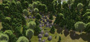 Banished 石や鉄などの資源