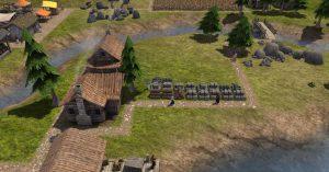 Banished 教会の解体