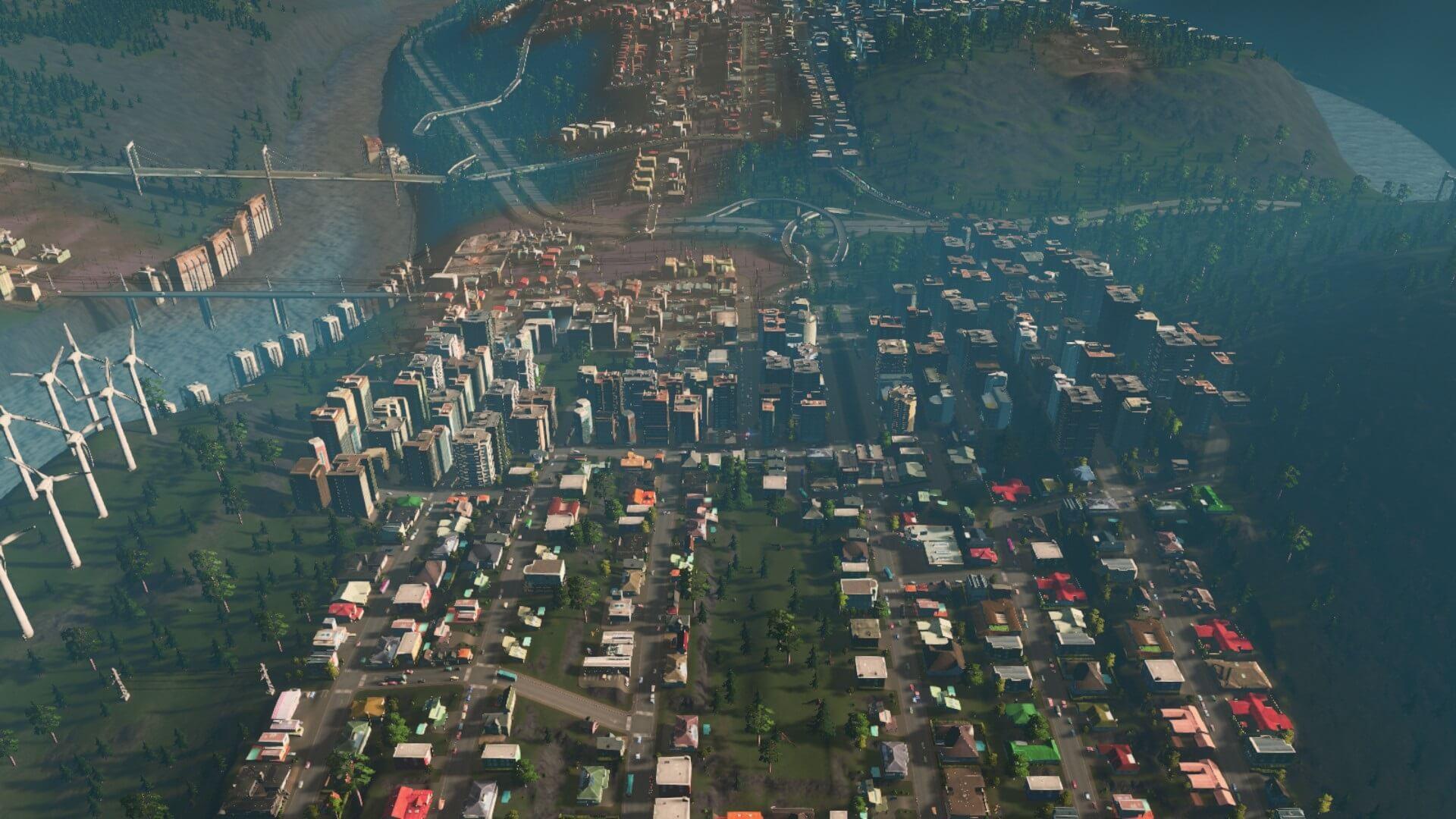 section-1024x576 【Cities:skylines 攻略ブログ】シナリオ アルパイン・ヴィレッジ 公共の交通機関で50万人を輸送する Cities:Skylines(シティーズ:スカイライン ) 街作りシミュレーションゲーム