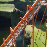 【プラネットコースター 攻略ブログ】 キャリアモード ミスモリーの小峡谷