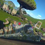 【Planet Coaster攻略ブログ】 テーマパーク神聖な木攻略