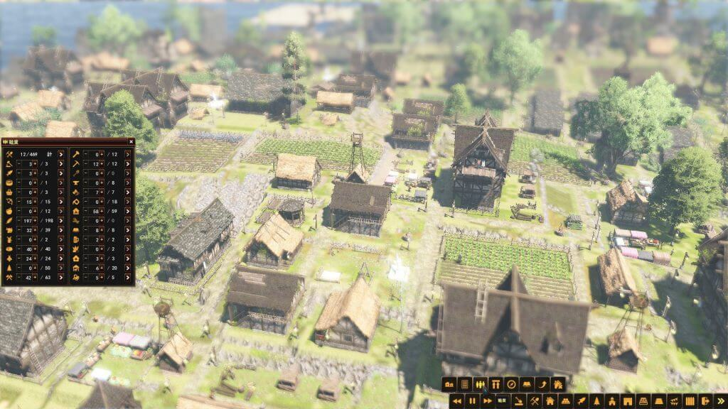 Forest-Village_charcoal04-1024x576 【 Life is Feudal: Forest Village 攻略ブログ】 効率の良い薪・木炭の生産方法 Life is Feudal: Forest Village(フォレストヴィレッジ) 街作りシミュレーションゲーム