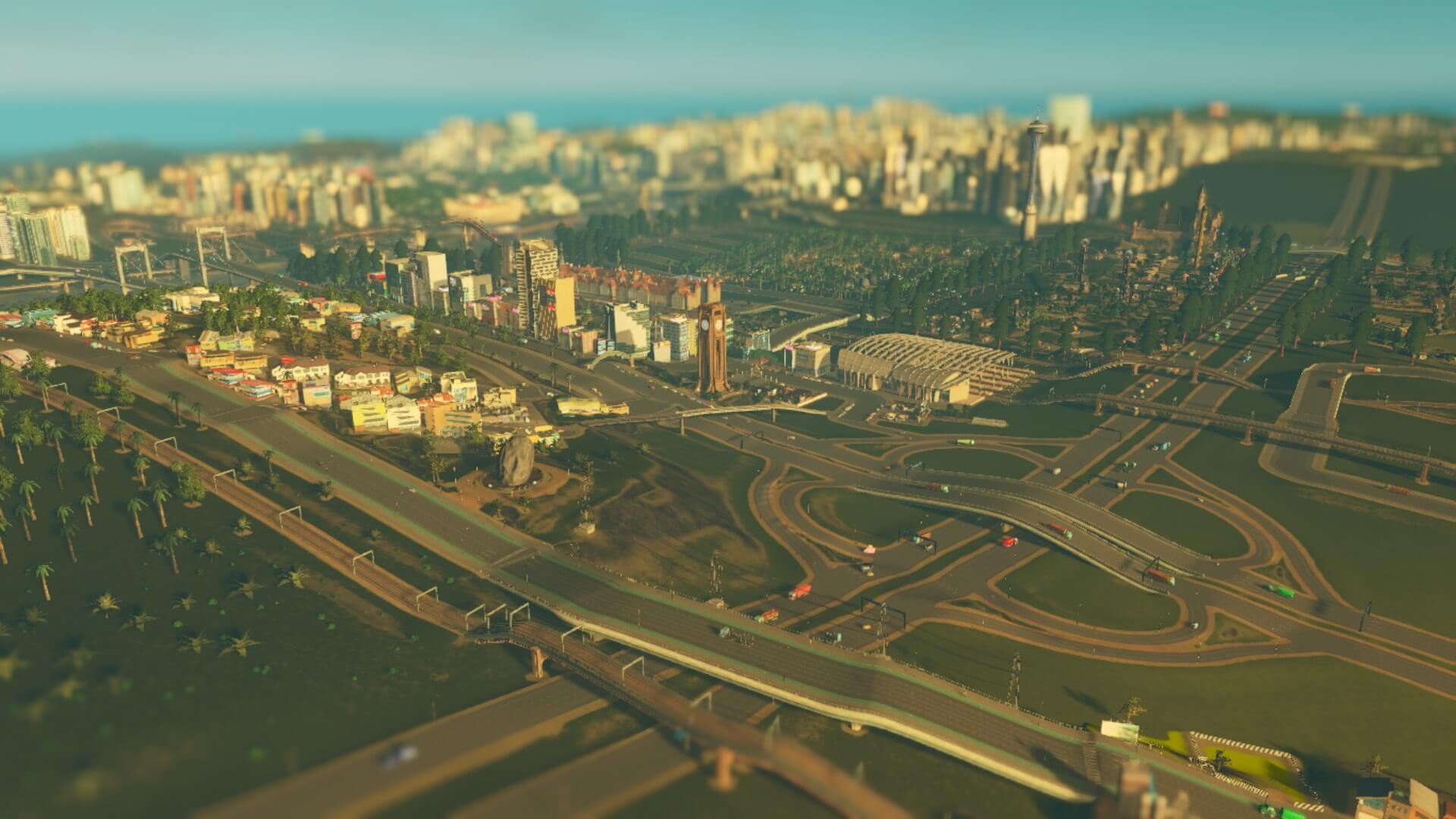 cities-skylines-cargo08 【Cities:skylines攻略ブログ】 渋滞しない貨物港駅・貨物ハブの作り方 Cities:Skylines(シティーズ:スカイライン ) 街作りシミュレーションゲーム