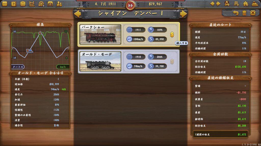 Railway-Empire-mining05-1024x576 【Railway Empire 攻略ブログ】 シナリオモード 北西部1910年 ロッキー山脈採鉱 Railway Empire(レイルウェイ エンパイア) 鉄道を繋ぎ街を発展させる経営シミュレーションゲーム