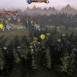 【Total War: Warhammer 攻略ブログ】 クエストバトル スレイヤーの冠 古竜の洞窟