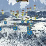 【Total War: Warhammer 攻略ブログ】 クエストバトル フィルスカーの竜衣 足折れ谷1
