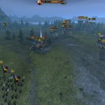 【Total War: Warhammer 攻略ブログ】クエストバトル 銀の印章不祥なる寺院2攻略