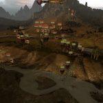 【Total War: Warhammer 攻略ブログ】 クエストバトル テンプルホフの鎧 墳丘墓攻略