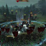 【Total War: Warhammer 攻略ブログ】 クエストバトル バソーリの血杯 マルバッドの墳墓攻略
