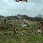 【Total War: Warhammer II  攻略ブログ】 クエストバトル 熔金のマント 古竜の洞窟攻略