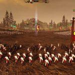 【Total War: Warhammer 2  攻略ブログ】 クエストバトル 深海金の護符 マルバッドの墳墓攻略