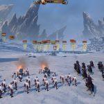 【Total War: Warhammer 2  攻略ブログ】 クエストバトル  熔金のマント 足折れ谷1攻略