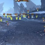 【Total War: Warhammer 2  攻略ブログ】 クエストバトル 熔金のマント 足折れ谷2攻略