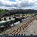 【Transport Fever 2 攻略ブログ】 初心者のための鉄道の使い方解説