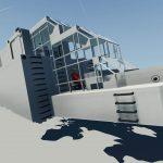 【Stormworks: Build and Rescue 攻略】 初心者のための転覆しない船の作り方