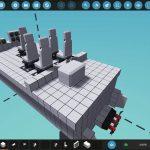 【Stormworks: Build and Rescue 攻略】 初心者のための簡単な船の作り方